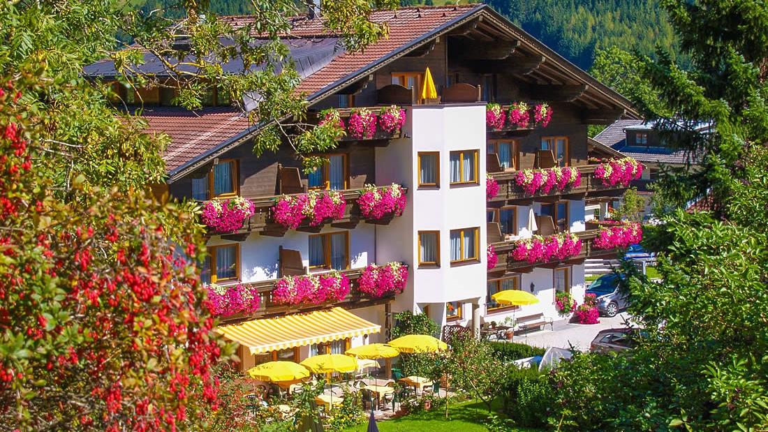 Hotel Christoph in Milders